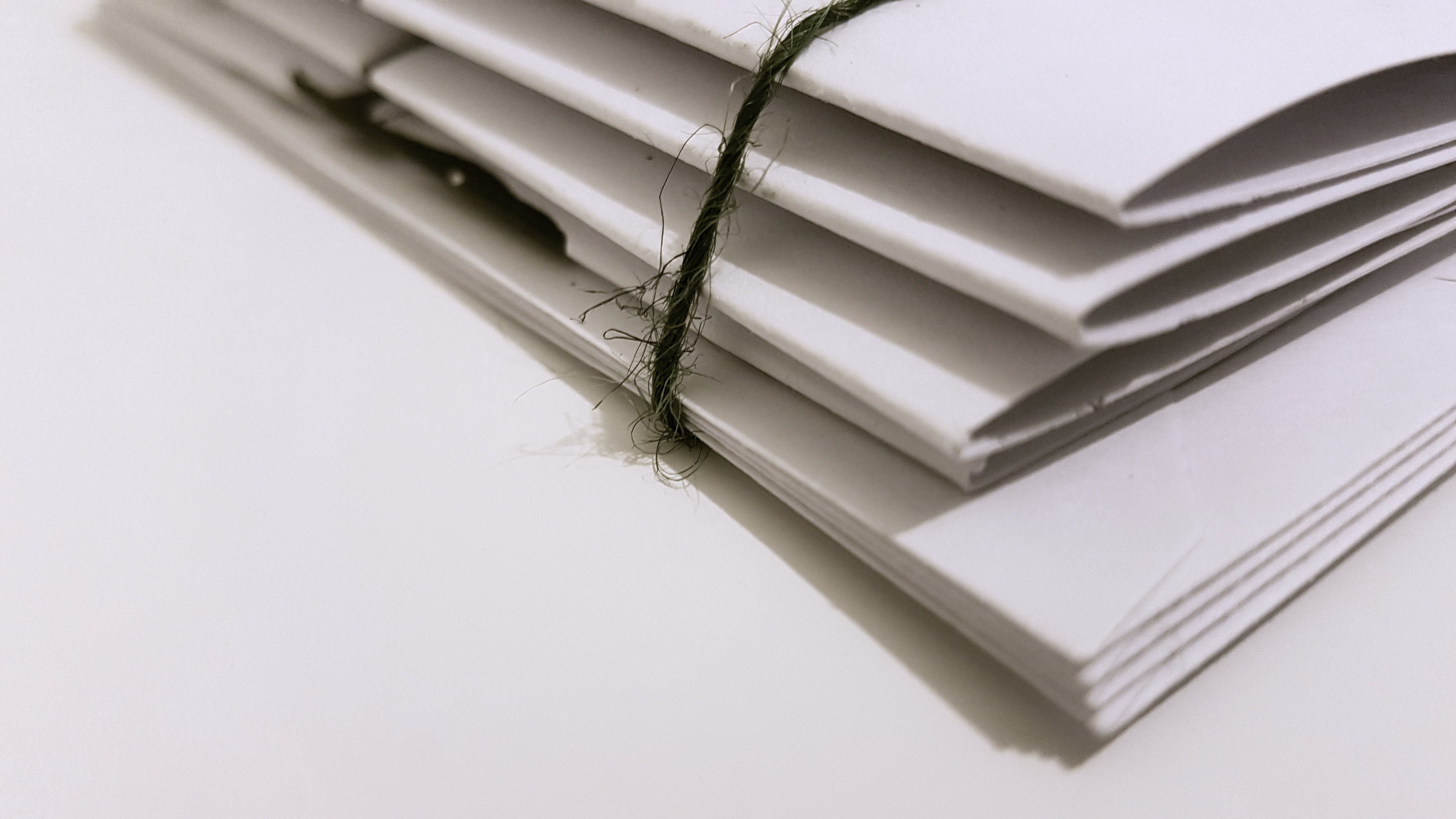 a picture of white folders containing the important documents checklist