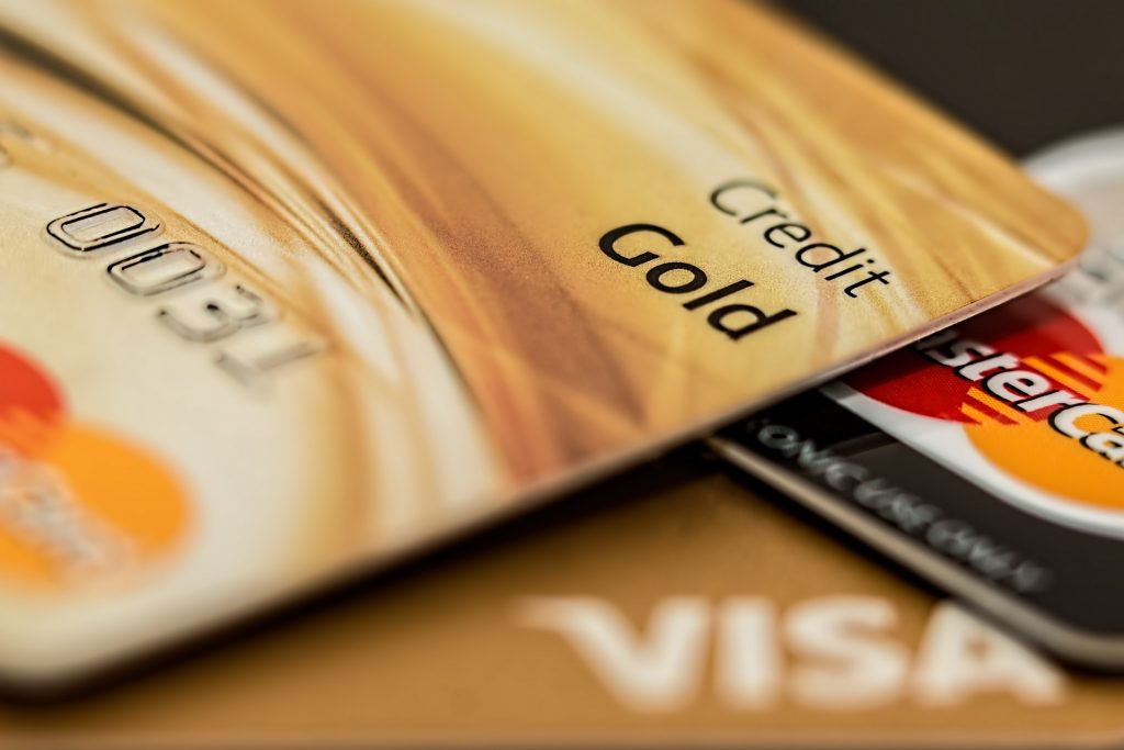 a picture of credit card for credit card debt forgiveness