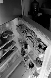 a picture of the inside of a fridge for the article When should you replace your refrigerator